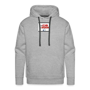 subscribe for you tube - Men's Premium Hoodie