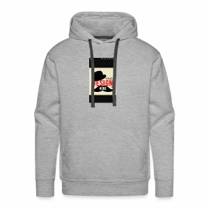 COSTUMIZE YOUR CAP - Men's Premium Hoodie