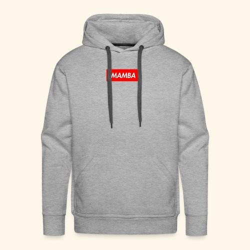 Supreme Mamba - Men's Premium Hoodie