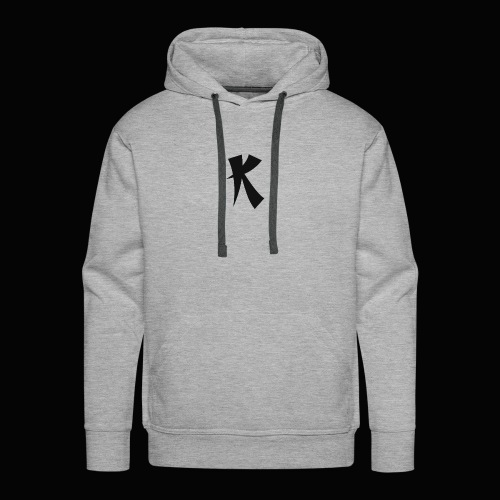 Krollff Youtube - Men's Premium Hoodie