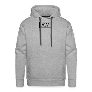 AWalt Classic Hoodie - Men's Premium Hoodie