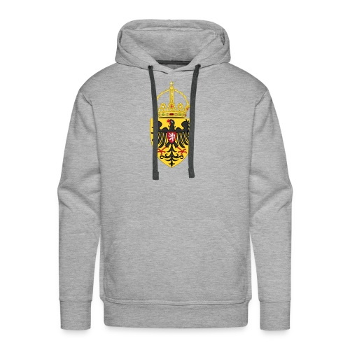 Coat of arms of Charles IV Holy Roman Emperor - Men's Premium Hoodie