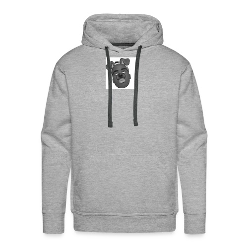 Caleb Quarshie- Sketch - Men's Premium Hoodie