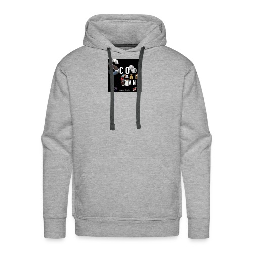 ScoGang Design in Memory of Deshawn Jones - Men's Premium Hoodie