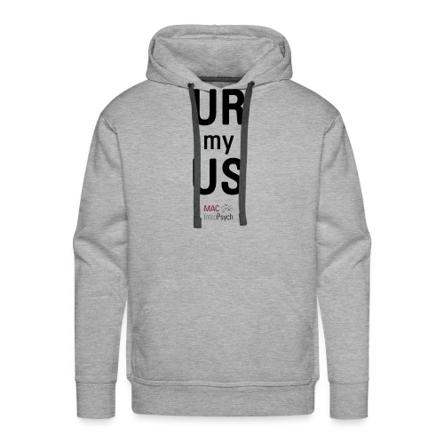 URmyUS veritcal - Men's Premium Hoodie