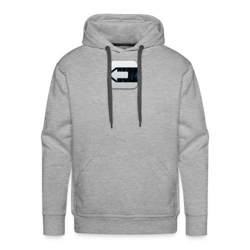 evasion jailbreak logo - Men's Premium Hoodie