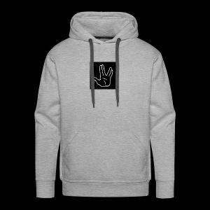 The grid apparel - Men's Premium Hoodie