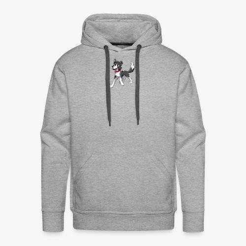 DoggoFace Merch - Men's Premium Hoodie