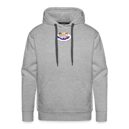 ET VANLIG LIV - Men's Premium Hoodie