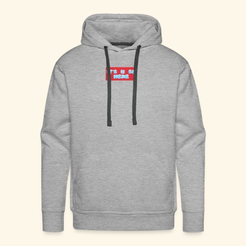 It's M SH HERE - Men's Premium Hoodie