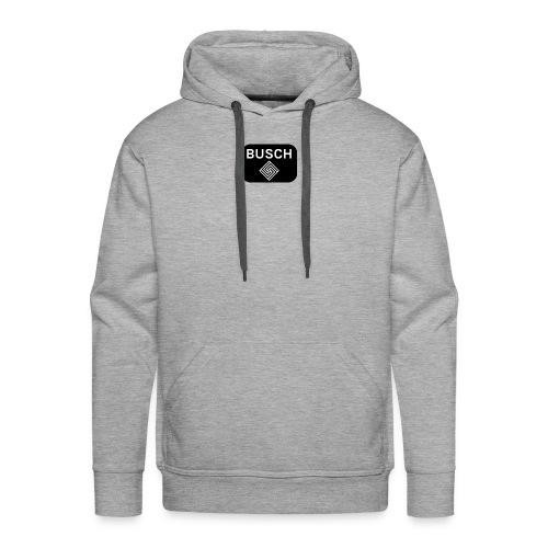 Spiral Name - Men's Premium Hoodie