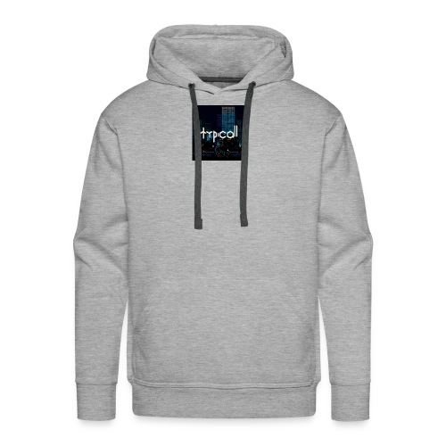 Typical peace keeper shirt - Men's Premium Hoodie