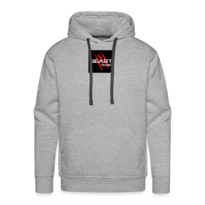 BeastModeLogo 9076 - Men's Premium Hoodie