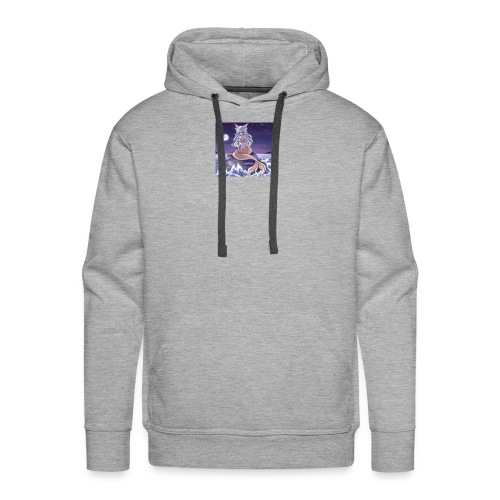 the cute lil fish mermaids - Men's Premium Hoodie