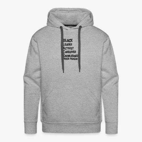 Be Proud - Men's Premium Hoodie