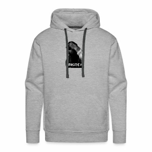 Cartoon #BIGDEAL Series - Men's Premium Hoodie