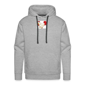 chicken the fredy - Men's Premium Hoodie