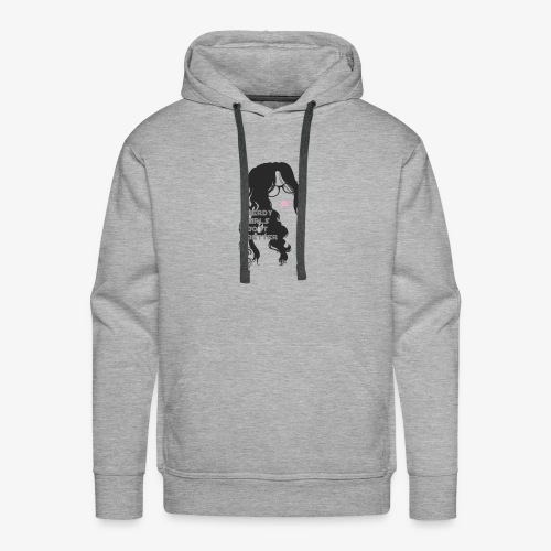 Nerdy Girls Do It Better - Men's Premium Hoodie