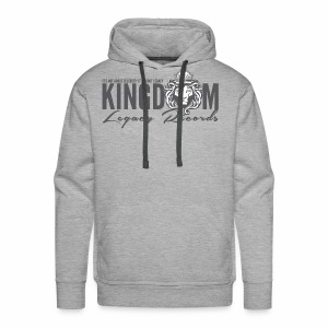 KINGDOM LEGACY RECORDS LOGO MERCHANDISE - Men's Premium Hoodie