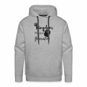 Kingdom minded generation - Men's Premium Hoodie
