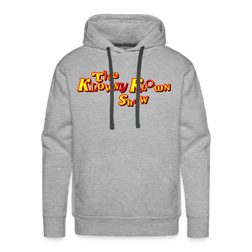 The Klowny Klown Show Logo - Men's Premium Hoodie
