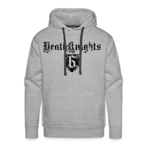 Deathknight6Shieldshirt - Men's Premium Hoodie