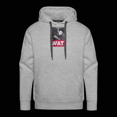 WAT - Men's Premium Hoodie