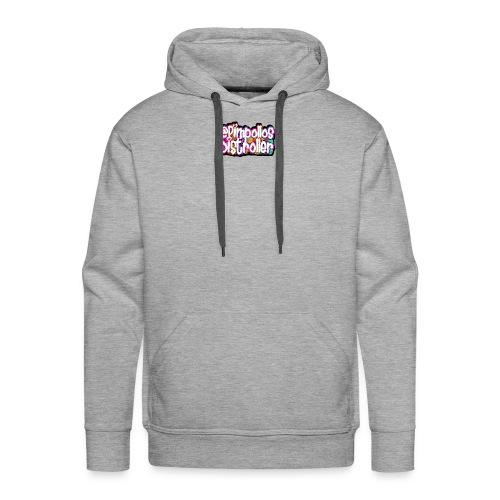 Pimpollos distroller official logo - Men's Premium Hoodie