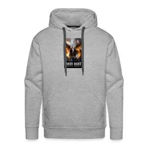 gamer man0 - Men's Premium Hoodie