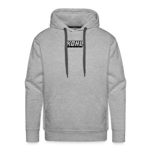 kohlracing logo - Men's Premium Hoodie