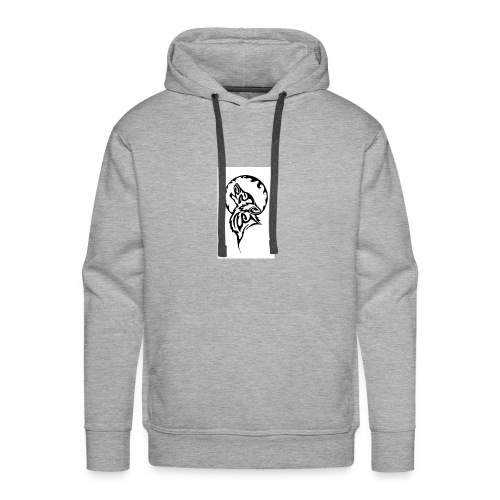 dark wolf - Men's Premium Hoodie