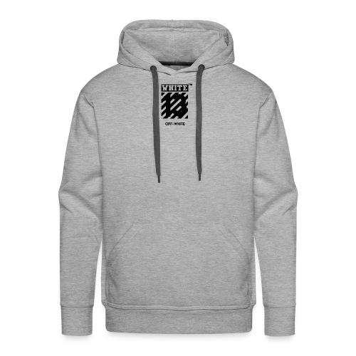 OFF WHIT3 - Men's Premium Hoodie