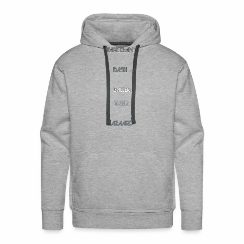 TAAPE CLAN DESIGHNS - Men's Premium Hoodie