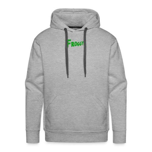 FROGGY - Men's Premium Hoodie