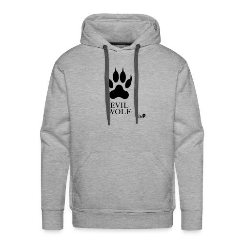 Der Evil Wolf - Men's Premium Hoodie