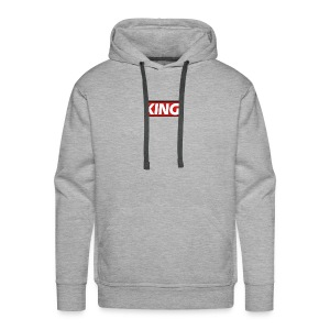 King phone case - Men's Premium Hoodie