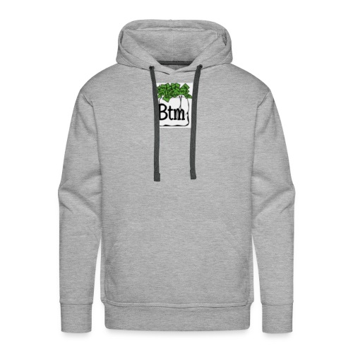 Btm shirts - Men's Premium Hoodie
