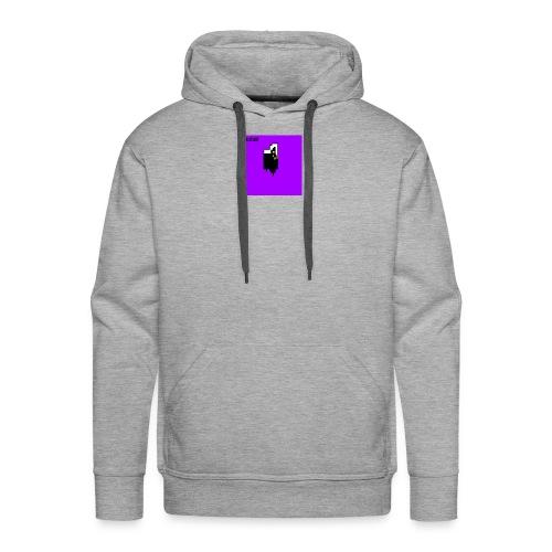 Pixel Night City - Men's Premium Hoodie