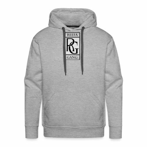 Reefa Gang logo - Men's Premium Hoodie