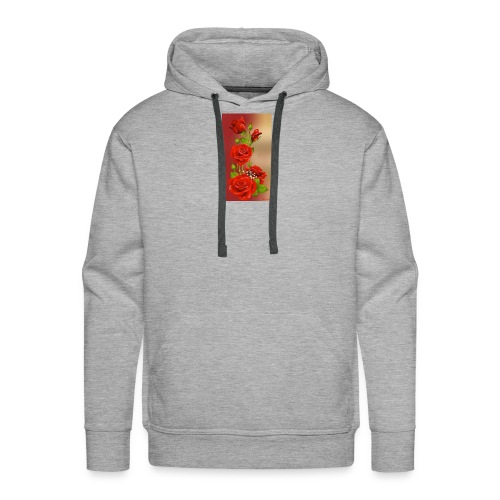 received 894789967306140 - Men's Premium Hoodie