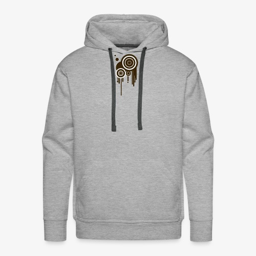 cool design element hi - Men's Premium Hoodie