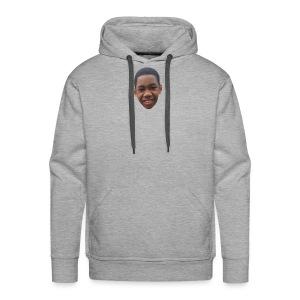 My beautiful face - Men's Premium Hoodie