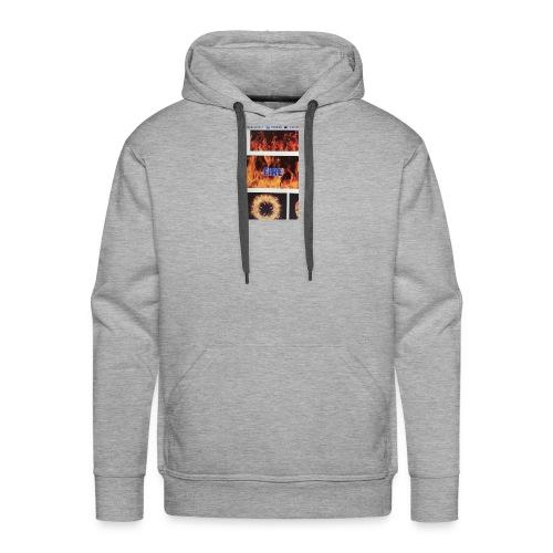 FIRE - Men's Premium Hoodie