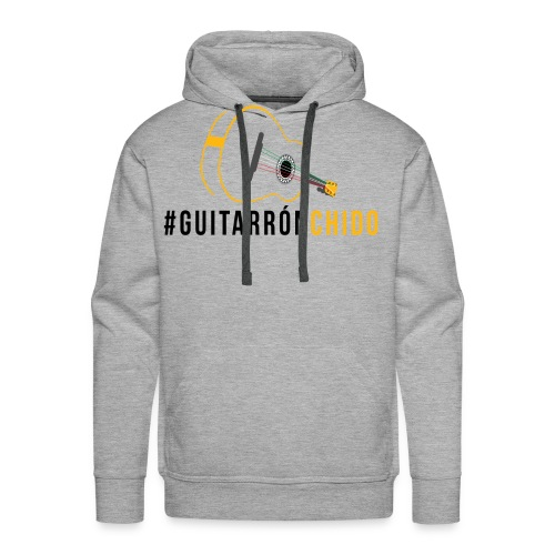 Guitarron Chido Hashtag - Men's Premium Hoodie