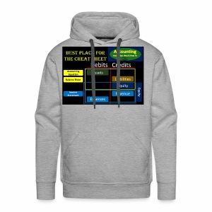 Cheat Sheet - Men's Premium Hoodie