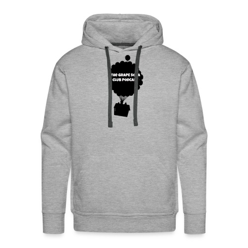 Grape Soda Podcast - Men's Premium Hoodie