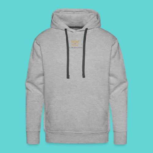 Musical Crown - Men's Premium Hoodie