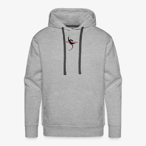 dragon of youtube - Men's Premium Hoodie