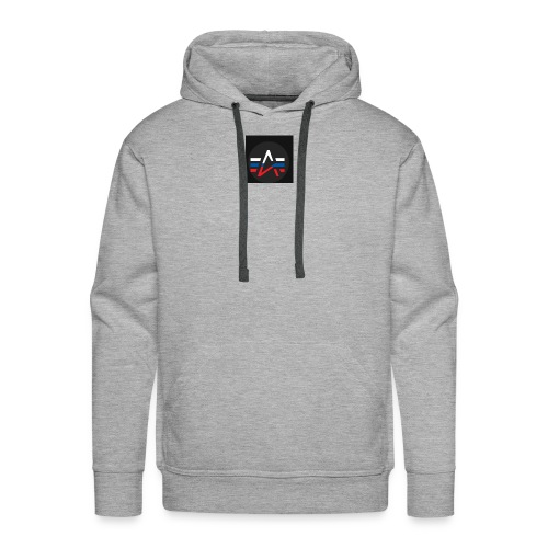 The Alpha Merch - Men's Premium Hoodie