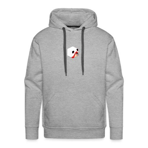 IFlameKitten's Head - Men's Premium Hoodie